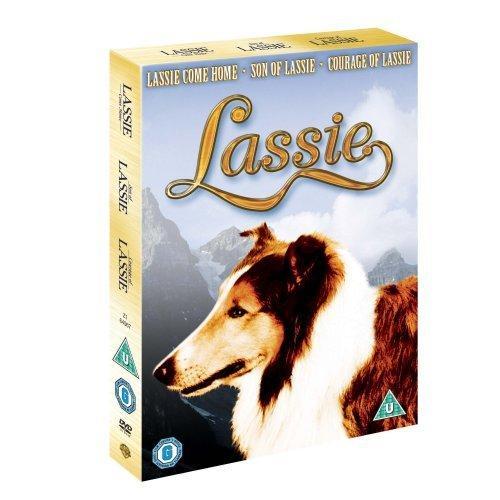 The Lassie Box Set: Lassie Come Home / Son of Lassie / Courage of Lassie (DVD) (3 Disc) - £4.29 @ Amazon