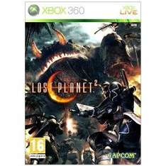 Lost Planet 2 For Xbox 360 - £8.31 Delivered @ Amazon Sold By Gzoop