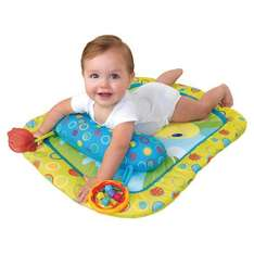 Bright Starts Tummy Turtle Prop Up Mat/Bright Starts Little Blooms Prop & Play Mat - Only £8.63 @ Tesco Direct