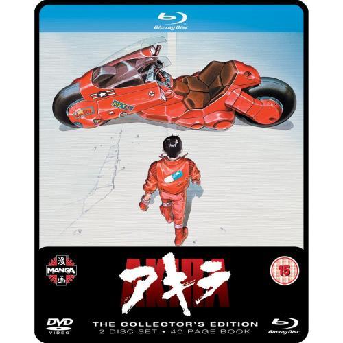 Akira Steelbook Collectors Edition (Blu-ray) - £17.93 @ Amazon