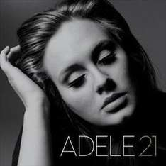 Adele 21 (CD) - £6.99 @ Tesco Entertainment