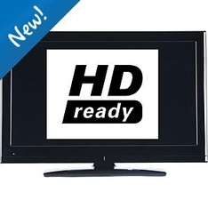 """Luxor 32"""" HD Ready TV With Built-In FreeView - £199 @ Asda Direct (Online & Instore)"""