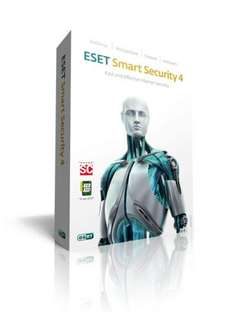 ESET Smart Security 4 Internet Security Software - Antivirus - Antispyware - Firewall - Antispam - 1 PC - 1 Year Limited Special - £15.49 Delivered @ 7 Day Shop