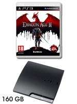 Playstation 3 Console: 160GB With Dragon Age 2 - £219.99 Delivered @ Game