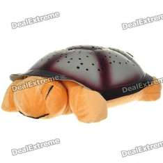 Twilight Turtle Night Light Star Projector - £9.60 Delivered @ Deal Extreme