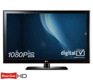 LG 32LD690 - 100HZ, Freeview HD, Internet Etc - £349.95 *Instore* @ Richer Sounds