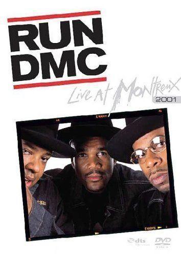 Run DMC: Live At Montreux (2001) (DVD) - £1 Instore @ Poundland