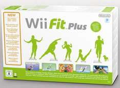 Wii Fit Plus With Wii Balance Board - £54.99 Delivered *Using Voucher Code* @ Game