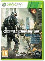 Crysis 2 (Xbox 360) (PS3) When You Trade In A Selected Game - Only £4.99 @ Game
