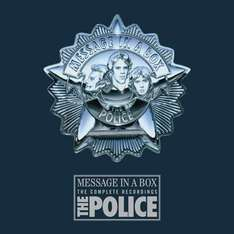 The Police: Message In A Box (4 CD + Book Set) - £9.99 @ Universal Music