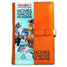 Movies On The Move: Kids Collection (5 DVD Box Set) Ice Age 2 / Chicken Run / Robots / Little Manhattan / Two Brothers - Only £3.99 Delivered @ Readers Digest