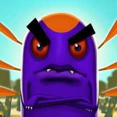 Evil Angry Planet For iPhone & iPod Touch - 59p *Until Monday* @ iTunes