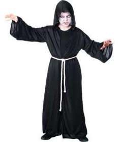 Grim Reaper Dress Up Costume - 4+ years - £2.99  *Reserve & Collect* @ Argos