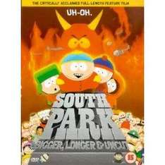 South Park: Bigger, Longer & Uncut (DVD) - £2.00 @ Amazon