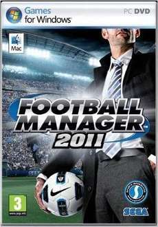 Football Manager 2011 For PC - Download - £14.95 @ Green Man Gaming