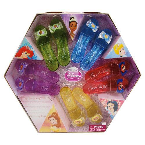 Disney Princess Shoe Set - £8 *Instore* @ Tesco