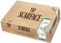 Scarface: Limited Edition Collectors Box Set On Blu-ray - £43.95 Delivered @ Zavvi