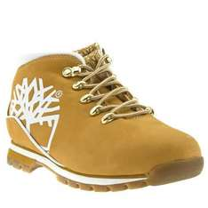 Womens Timberland Railway Hiker Boots natural or white now £49.99 delivered @ schuh