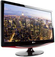 "LG M227WDP - 22"" Widescreen LCD Digital TV/Monitor Full HD 1080P HDMI/VGA/DVI Gloss Black - £135.99 Delivered *Using Voucher Code* @ Ebuyer"