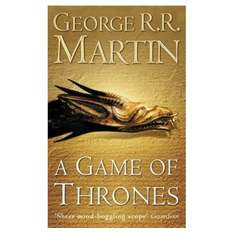 A Game of Thrones: A Song of Ice and Fire (Book) - £5 @ Amazon