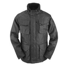 Brave Soul Wax Jacket - Was £40 Now £20 + £3.95 Postage @ Tesco Clothing