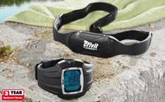 Lidl Running Essentials including: Crivit Sports Heart Rate Monitor - £14.99 @ Lidl