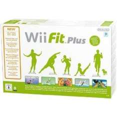 Wii Fit Plus With Balance Board - £59.99 @ Amazon