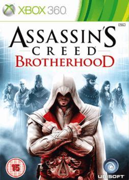 Assassins Creed: Brotherhood For Xbox 360 - £14.99 Delivered @ Gamestation