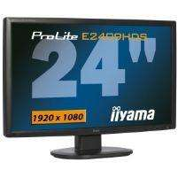 "Iiyama ProLite E2409HDS-1 24"" Widescreen LCD Monitor - £143.98 Delivered @ CCL Online"