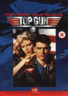 Top Gun DVD just 99p delivered @ Choices