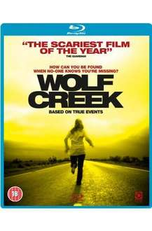 Wolf Creek On Blu-ray - Only £4.45 Delivered @ Zavvi