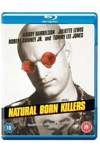 Natural Born Killers On Blu-ray - £5.45 Delivered @ Zavvi