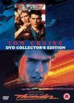 2 Film Box Set - Top Gun & Days of Thunder (DVD) - £2.50 @ DVD