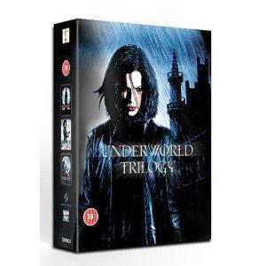 Underworld Trilogy (Blu-ray) - £13.49 @ Amazon & Play