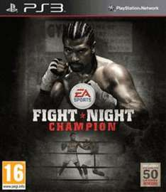 Fight Night Champion For PS3 & Xbox 360 - £24.99 Delivered @ Gamestation