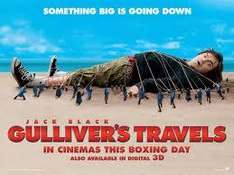 Gullivers Travels - Kids am - 9th & 10th April - £1 @ Vue Cinemas
