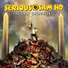 Serious Sam HD - The First Encounter For PC - £2.99 @ Get Games Go & Steam