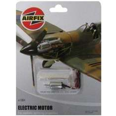 Airfix Kits from £2.99 delivered @ Amazon eg. Airfix AF1004 Electric Motor 1:24 Scale Accessories Classic Kit by Hornby