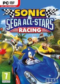Sonic & Sega All-Stars Racing For PC - Download - £3.16 *With Code* @ Direct 2 Drive