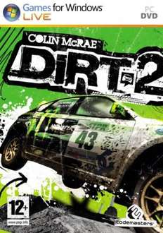 Dirt 2 For PC - Download - £2.92 *With Code* @ Direct 2 Drive