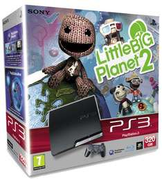 PlayStation 3 Console: 320GB With Little Big Planet 2 Collector's Edition - £249.99 Delivered @ Game