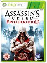 Assassins Creed: Brotherhood [Xbox 360/ PS3] £14.99 - Delivered + Double Reward Points @ Game