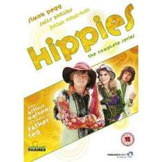 Hippies: The Complete Series (DVD) - £3.97 @ Amazon