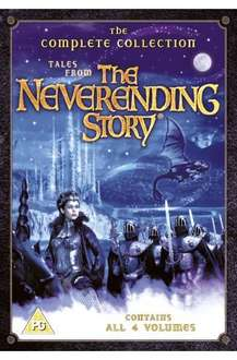 *PRE ORDER* The Never Ending Story: Complete Series Collection (DVD) (4 Disc) - £4.99 @ HMV