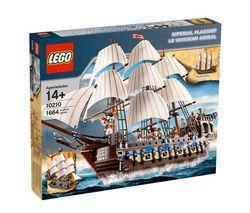 Lego Creator Imperial Flagship - £119.80 @ Pixmania