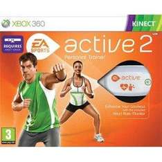 EA Sports Active 2 For Xbox 360 - £24.99 Delivered @ Amazon