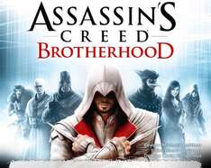 Assassin's Creed Brotherhood For Xbox 360 & PS3 - £14.99 Delivered @ Amazon