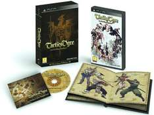 Tactics Ogre: Premium Edition (PSP) - £11.98 @ Game