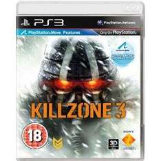 Killzone 3 For PS3 - £24.99 Delivered @Amazon