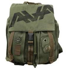 Angels & Airwave Logo  Backpack (Green) now £4.99 delivered at Play.com